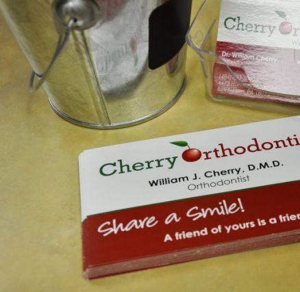 cherry orthodontics business