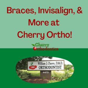 braces and Invisalign