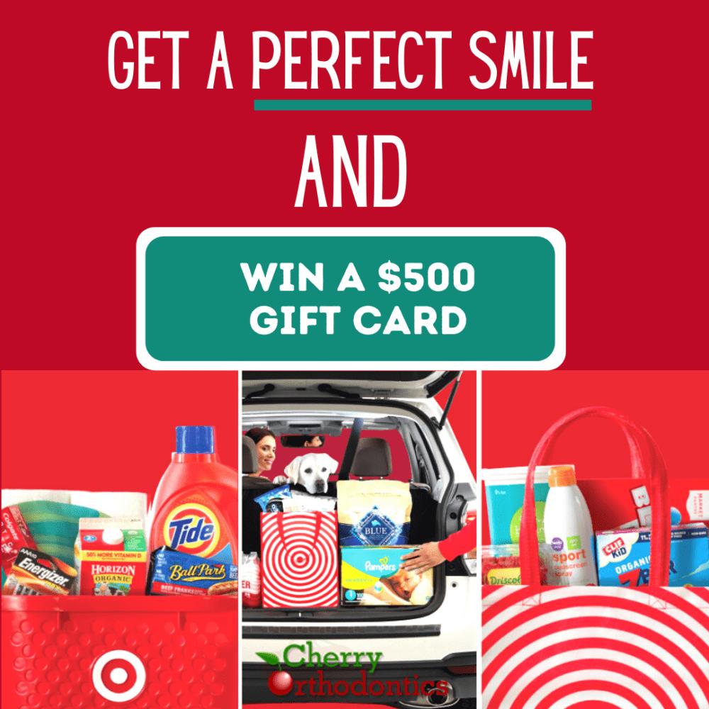 Private: Braces or Invisalign Gift Card Contest